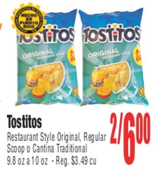 Tostitos Restaurant Style
