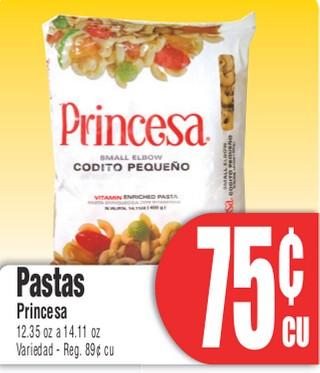 Pastas Princesa