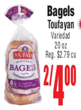 Bagels Toufayan