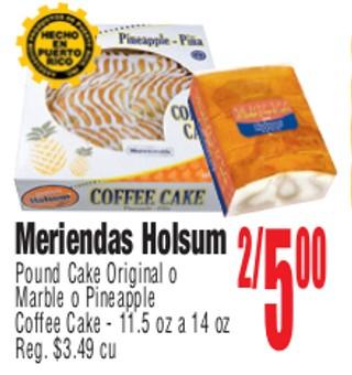 Meriendas Holsum