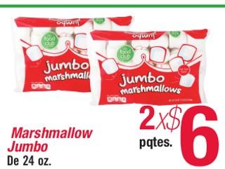 Marshmallow Jumbo