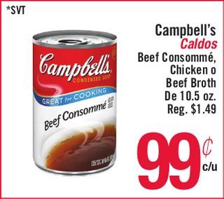 Campbell's Caldos