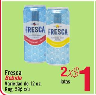Fresca Bebida