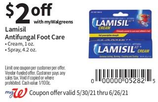 Lamisil Antifungal Foot Care