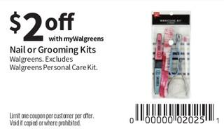 Nail or Grooming Kits