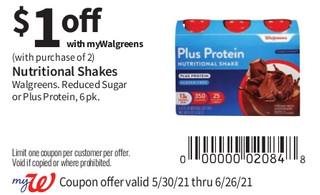 Nutritional Shakes Walgreens