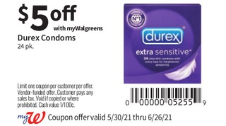 Durx Condoms