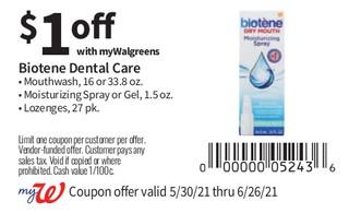 Biotene Dental Care