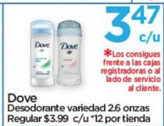 Dove Desodorante Variedad