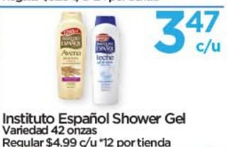 Instituto Español Shower Gel