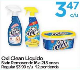 Oxi Clean Líquido Stain Remover