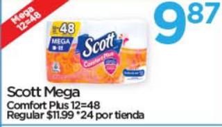 Scott Mega Comfort Plus