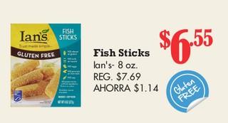 Fish Sticks lan's - 8 oz