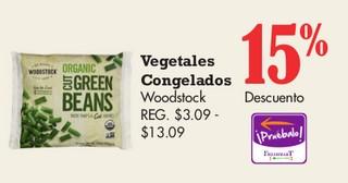 Vegetales Congelados Woodstack