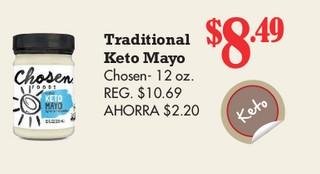 Traditional Keto Mayo