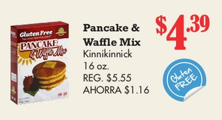 Pancake & Waffle Mix