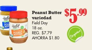 Peanut Butter Variedad