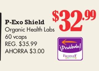 P-Exo Shield