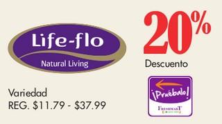 Life-Flo Variedad