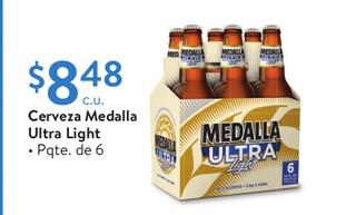 Cerveza Medalla