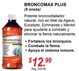 BRONCOMAX PLUS