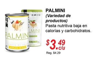 Palmini (Variedad de Productos)
