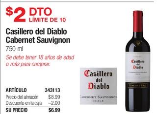 Casillero del Diablo Carbernet Sauvignon