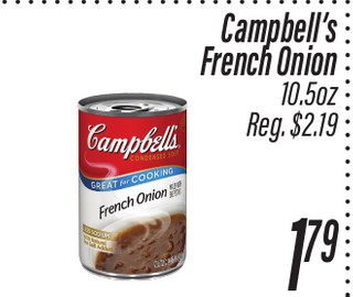 Frech Onion Campbell's