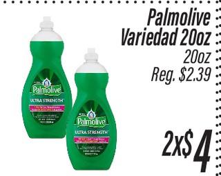 Palmolive Variedad