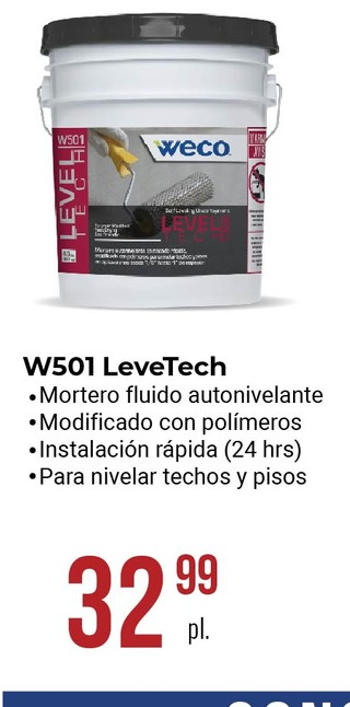 W501 LeveTech