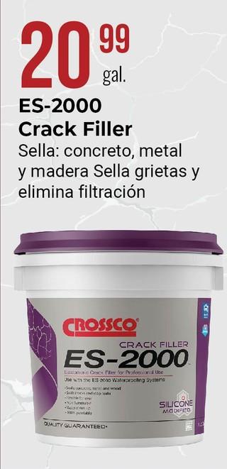 ES-2000 Crack Filler