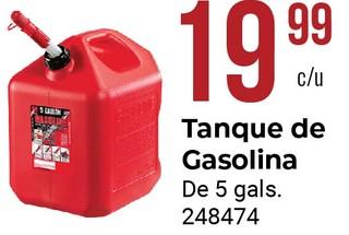 Tanque de Gasolina