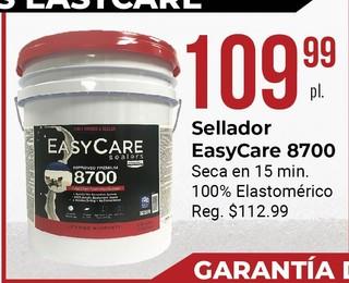 Sellador EasyCare 8700