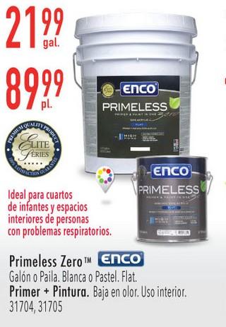 Primeless Zero Enco