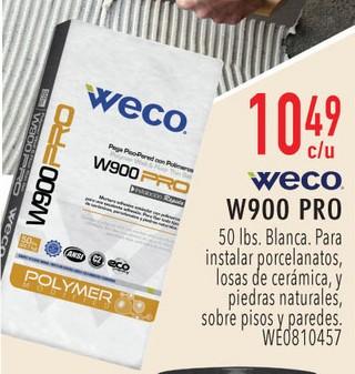 WECO W900 PRO
