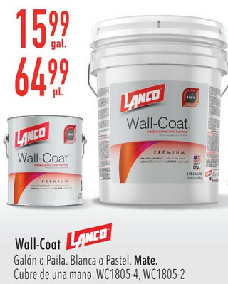 Wall-Coat Lanco