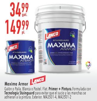 Maxima Armor Lanco