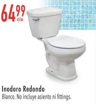 Inodoro Redondo
