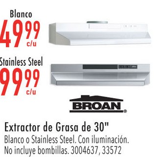 """Extractor de Grasa 30"""""""