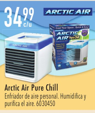 Arctic Air Pure Chill