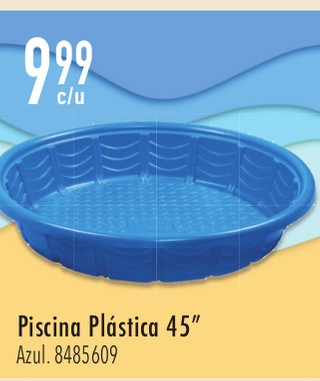"""Piscina Plástica 45"""""""