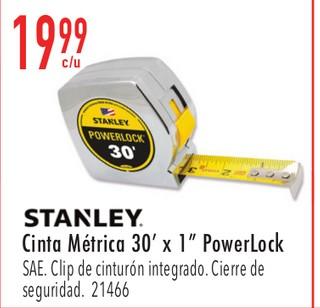 Stanley Cinta Métrica