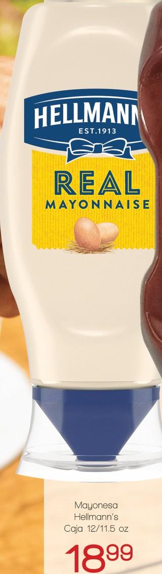 Mayonesa Hellmann's