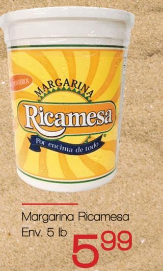 Margarina Ricamesa