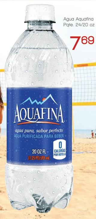 Agua Aquafina