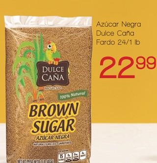Azúcar Negra Dulce Caña