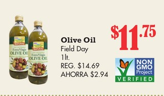 Olive Oil Field Day