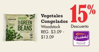 Vegetales Congelados Woodstock