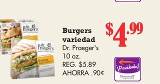 Burgers Variedad