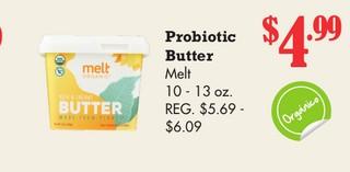 Probiotic Butter